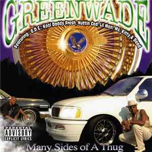 Greenwade - Many Sides Of A Thug Album