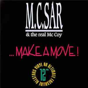 M.C. Sar & The Real McCoy - ... Make A Move! Album
