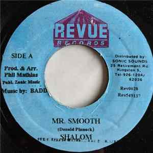 Shalom - Mr. Smooth Album