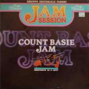 Count Basie, Roy Eldridge, Benny Carter, Zoot Sims, Vic Dickenson, Al Grey, Jimmie Smith, Ray Brown - Count Basie Jam Album