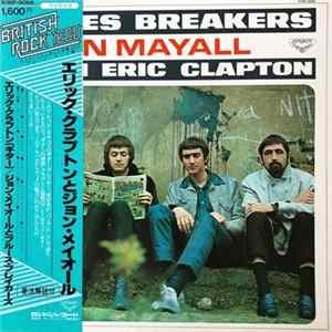 John Mayall With Eric Clapton - Blues Breakers Album