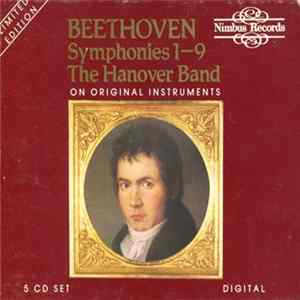 Beethoven, The Hanover Band - Symphonies 1-9 Album