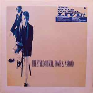 The Style Council - Home And Abroad Album